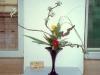 Выставка искусства икэбана. 1999 год