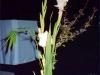 Демонстрация искусства икэбана. 2002 год