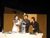 Демонстрация искусства икэбана. 2004 год