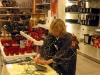 Демонстрация искусства икэбана – Stockmann. 2004 год