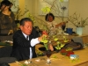 Мастер-класс по искусству икэбана. 2008 год