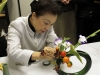 Мастер-класс по искусству икэбана. 2009 год