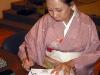Выставка искусства Икэбана. Галерея на Солянке. 2004 год